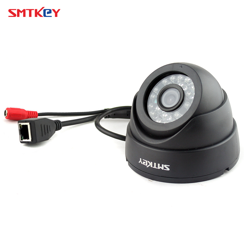 SMTKEY 1MP 1.3MP Onvif P2P Network IP Camera 720P 960P IP CCTV Camera support Android and IOS smart phoneSMTKEY 1MP 1.3MP Onvif P2P Network IP Camera 720P 960P IP CCTV Camera support Android and IOS smart phone