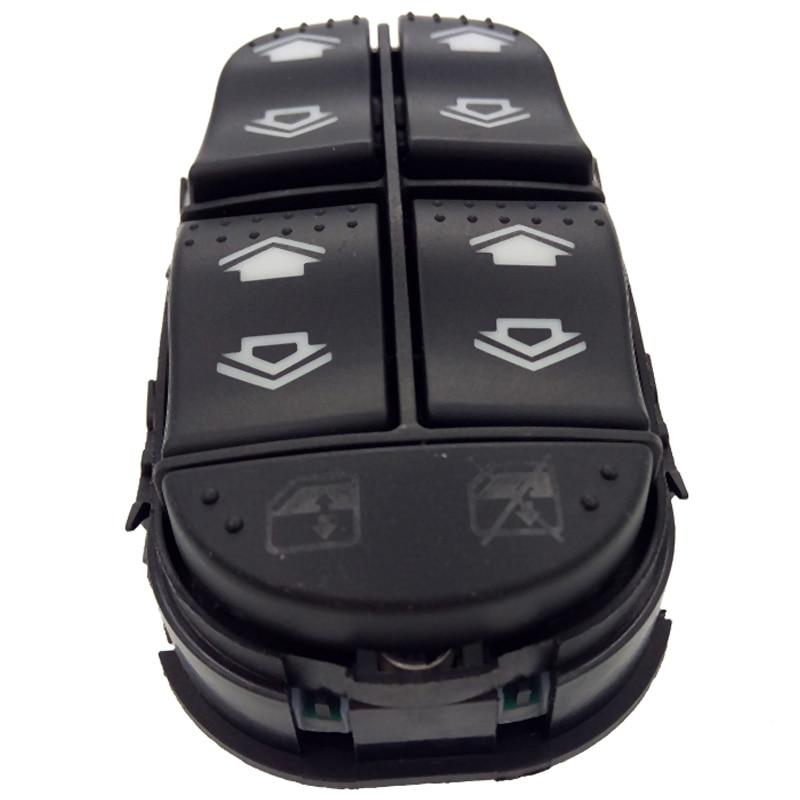 Power Window Switch Left Driver 2M5T 14A132 Db & 2M5T14A132Db For Ford Focus 1.4 1.8 2.0 16V 1.8 Di / Tddi Tdci Rs St170