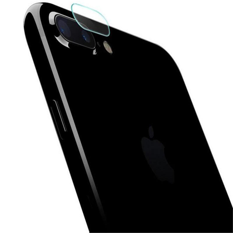 For iPhone X 7 8 6 6s Plus Accessory Back Camera Lens Screen Protector Protection Tempered Glass Full Cover Coverage Film