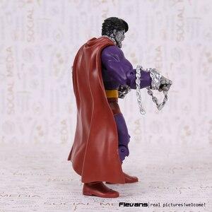 """Image 4 - DC Superhero Evil Bad Superman PVC Action Figure Collectible Model Toy 7"""" 18cm"""
