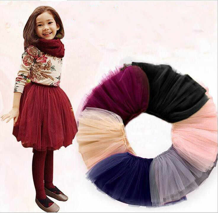 b9389ca43 Detail Feedback Questions about Female Baby Tutu Skirt 1 2 3 Years ...