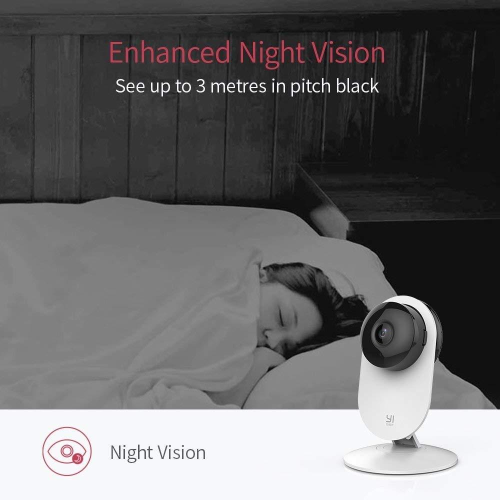 YI 1080p Hause Kamera Indoor Wireless IP Büro/Baby/Pet Monitor Sicherheit Überwachung System EU Edition Wolke service Verfügbar - 6