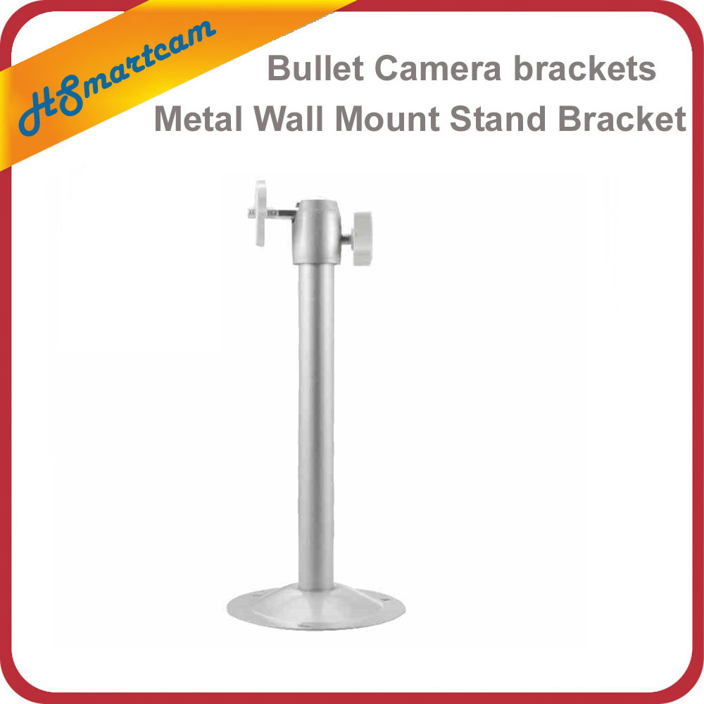 Metal Side/Ceiling Installation Wall Mount Holder Stand Bracket For CCTV Security Bullet IP/CVI/TVI/AHD/SDI/ Waterproof Camera