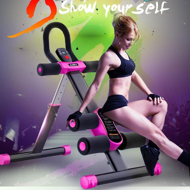Fitness berendezések Ab Rocket Sit up padok otthoni hasi derék - Fitness és testépítés - Fénykép 1
