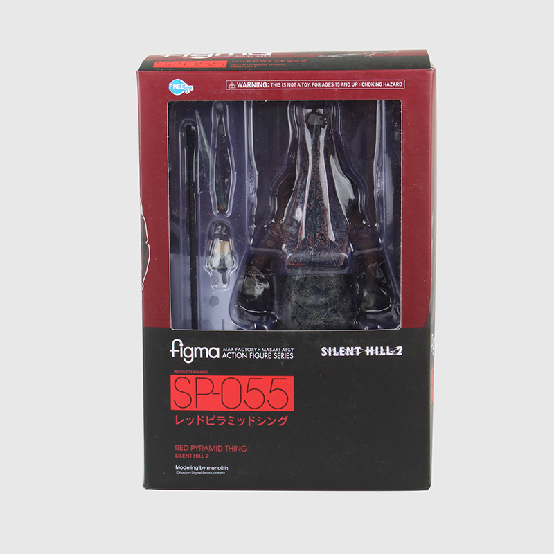 Silent-Hill-2-Figma-Series-SP-055-Red-Py