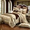 Luxury Bedding Sets Jacquard Queen King Size Duvet Cover Set Wedding Bedclothes Bed Linen Bed Sheet