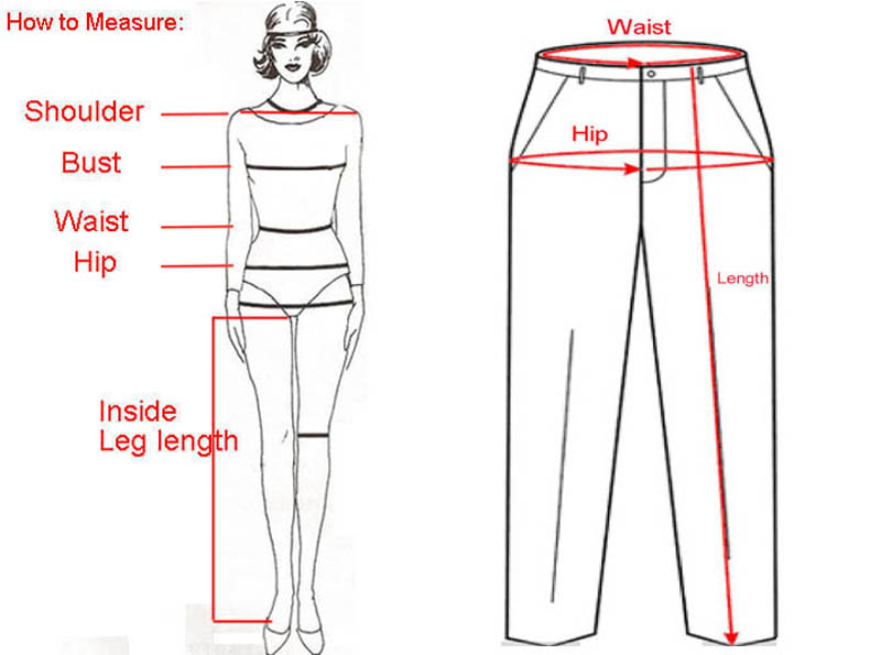 Womail Women Ladies Skinny Solid Color Denim Stretch Sexy Pants