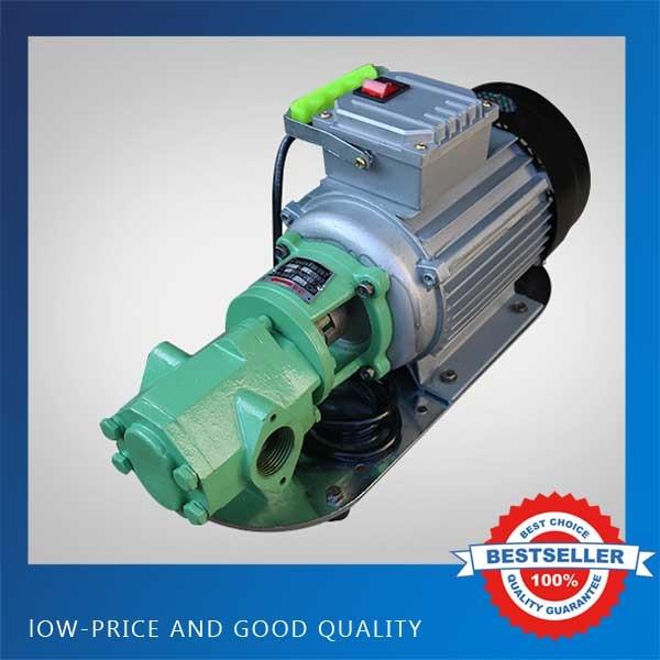 WCB 30 High Viscosity Oil Pumps Cast Iron Self Priming Gear Oil Pump