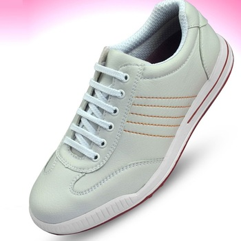 2020 New Arrival Genuine Ladies Golf Shoes Spikesless Sports Shoes Women Breathable Waterproof Non-slip Golf Sneakers D0607