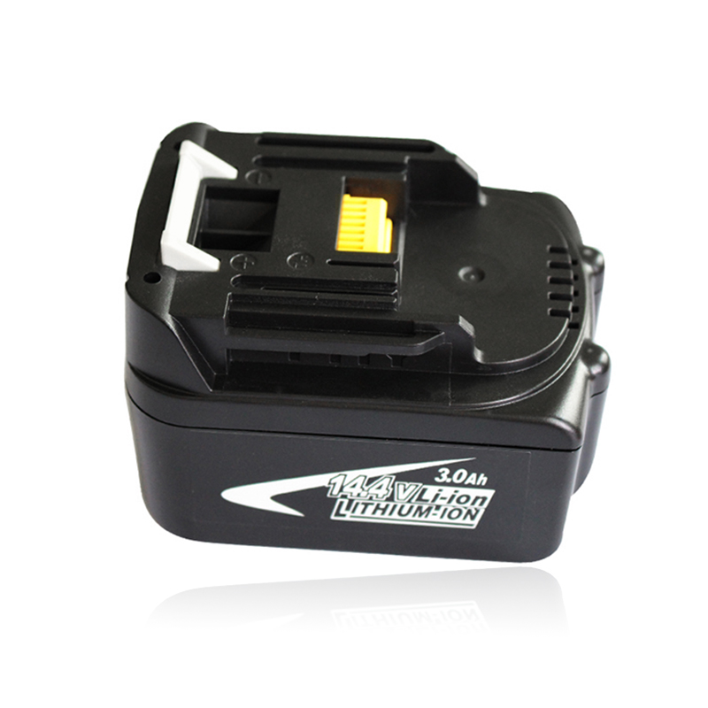 14 4V 3000mAh Lithium ion Battery For MAKITA BL1430 BL1415 BL1440 194066 1 194065 3 Electric