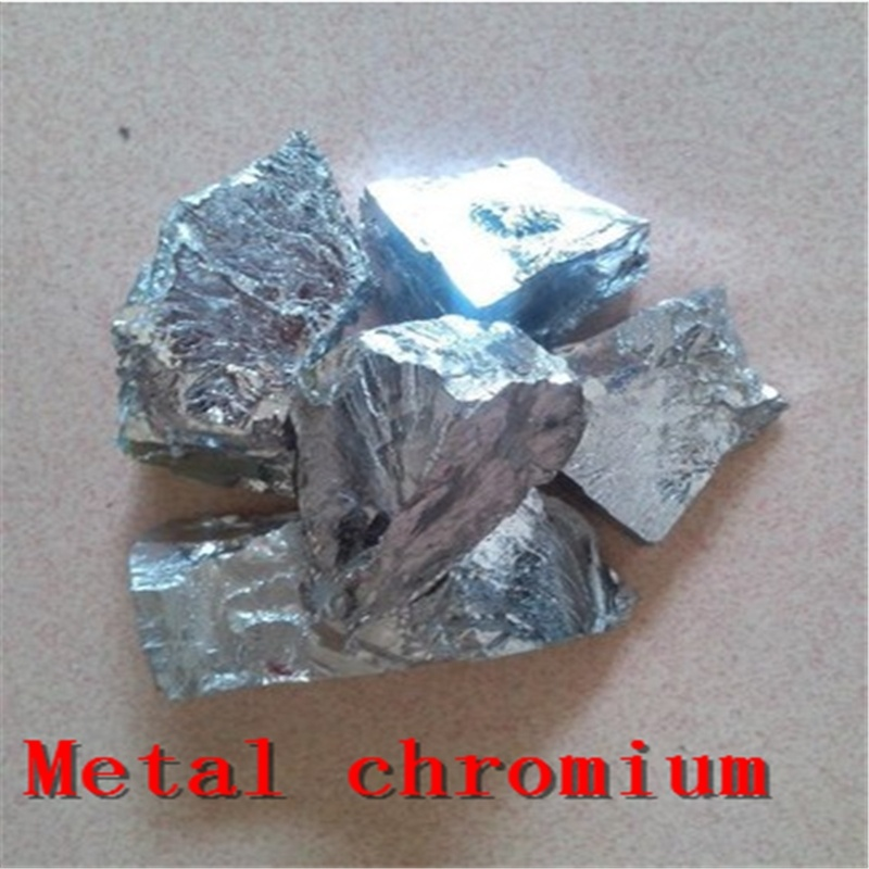 Metal Chromium Chrome  99A Cr> 99.2 Pure Chrome Block