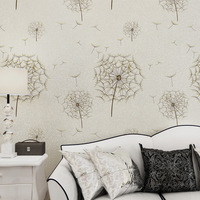 beibehang warm pastoral 3d flooring Wallpaper for walls 3d room wallpaper roll wall paper wall paper papel de parede behang