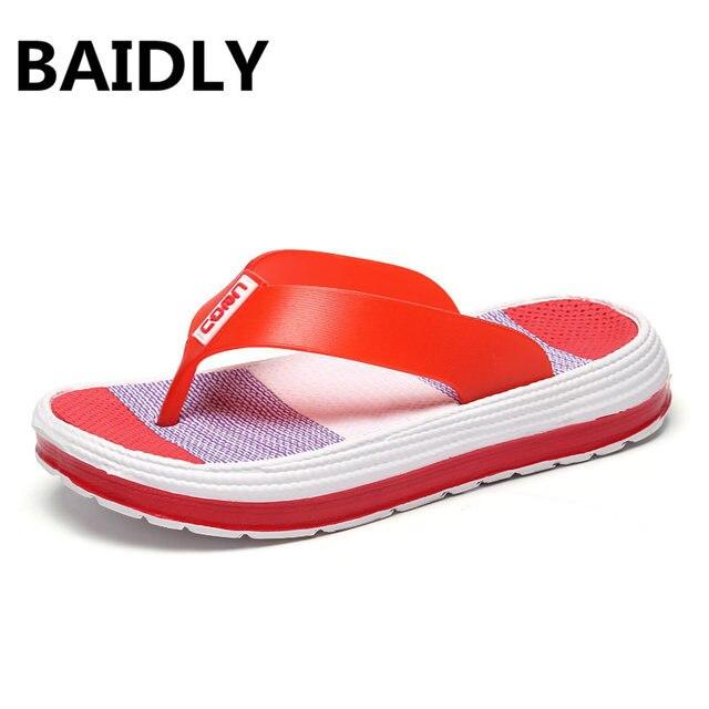 BAIDLY Mulheres Geléia Verão Chinelos Sapatos Chinelos de Praia Sandálias Mulheres Oco Designer Mulheres Luz Sapatos Mulher Sandalias