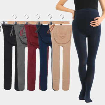 Belly Skinny Maternity Leggings in Elastic Cotton Adjustable Waist Pencil Pregnancy Pants Clothes for Pregnant autumn fashion maternity legging low waist belly stretch cotton skinny pants clothes for pregnant women pregnancy wear