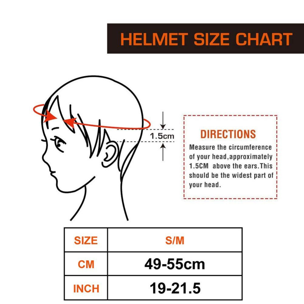 Details about  /Kids Bike Helmet Adjustable Toddler Youth Size Ages 2-8 Durable Bicycle Helmets
