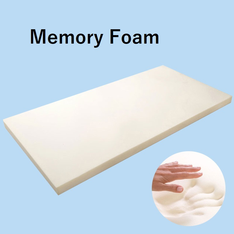 Single bed new style high resilience memory foam mattress for New style bed