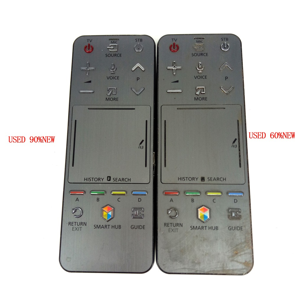 купить Used Original AA59-00761A for Samsung smart touch remote control for AA59-00831A AA59-00766a по цене 4011.17 рублей