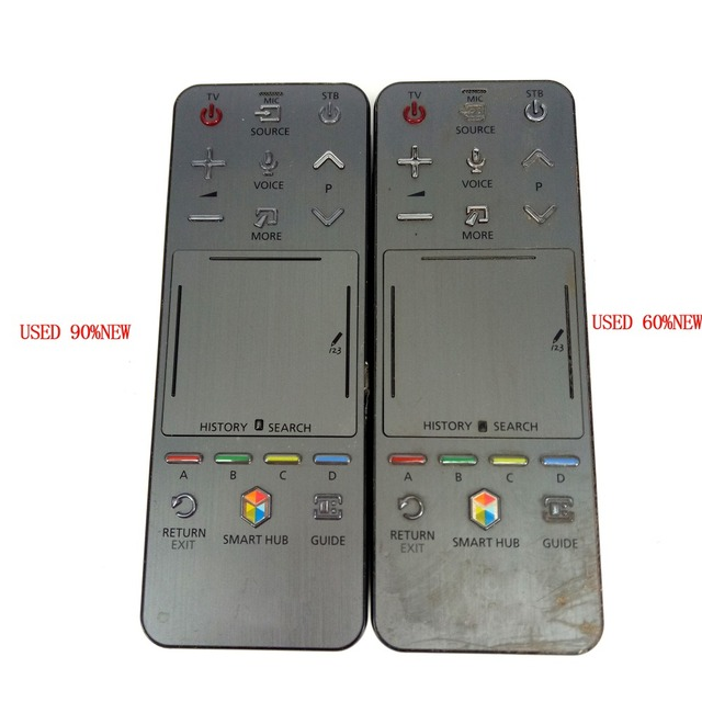 Used Original AA59 00761A for Samsung smart touch remote control for AA59 00831A AA59 00766a