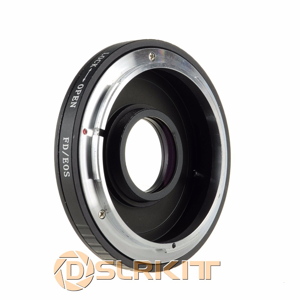 KECAY Lens Mount Adapter 60D /& Rebel T3 etc. M42 42mm Screw Mount Lens to Canon EOS EF EF-S Mount Camera Adapter Ring for Canon EOS 7D 5D