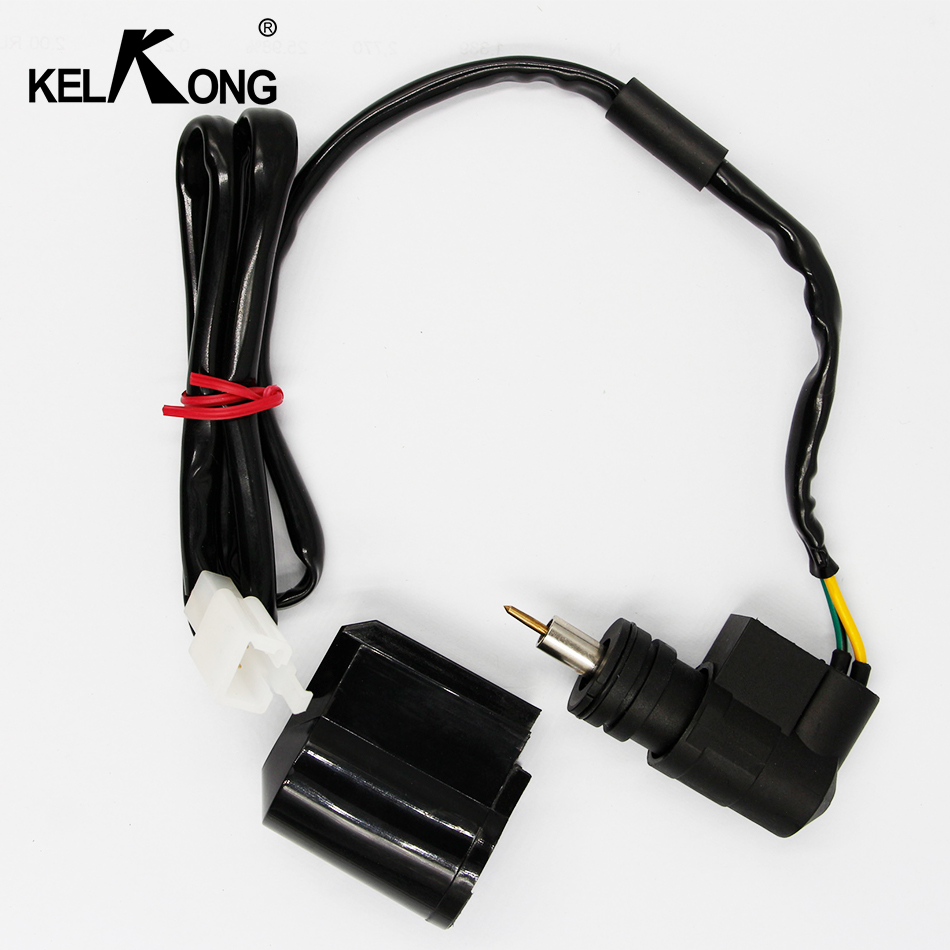 KELKONG 1PCS Automatic Electric Choke Scooter Moped ATV Go Kart 50cc 125cc 150cc GY6 CARB Carburetor Electric Choke Car-Stying starpad for heroic gy6 125cc 150cc moped carburetor