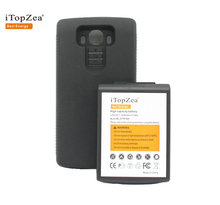 iTopZea 1x 8200mAh BL 51YF Battery For LG G4 H818 H815P VS999 VS986 US991 F500 Extended Battery With Protective TPU Case