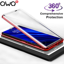 360 Full Protective Phone Case For Samsung galaxy A7 2018 A8 A6 J6 J4 J8 A9 Plus 2018 Cover For Samsung A5 J7 A3 J5 2017 hard PC(China)