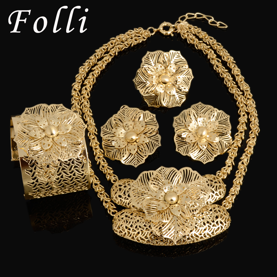 Diamond Rings Sale Dubai: 2016 High Fashion Big Pendant Maxi Necklace Earring