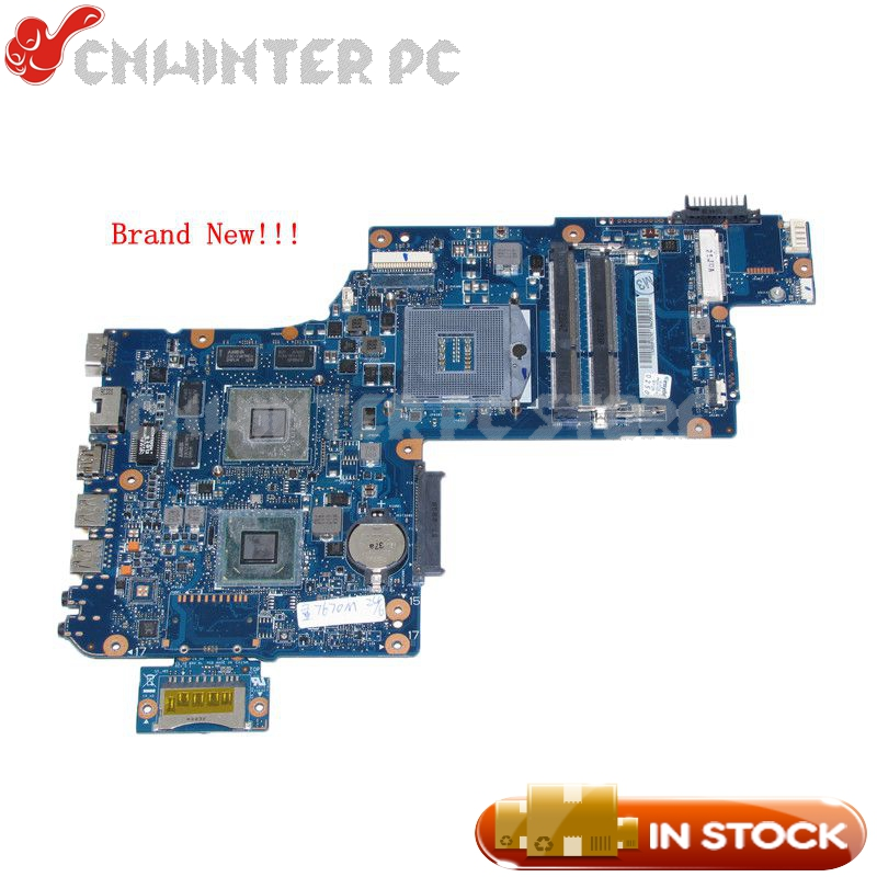 NOKOTION New H000038250 Motherboard For Toshiba Satellite C870 L870 Laptop MAIN Board HM76 DDR3 HD7670M Video card NOKOTION New H000038250 Motherboard For Toshiba Satellite C870 L870 Laptop MAIN Board HM76 DDR3 HD7670M Video card