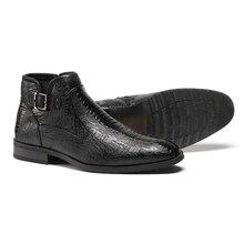 Z6 Top Comfortable Retro leather Shoe