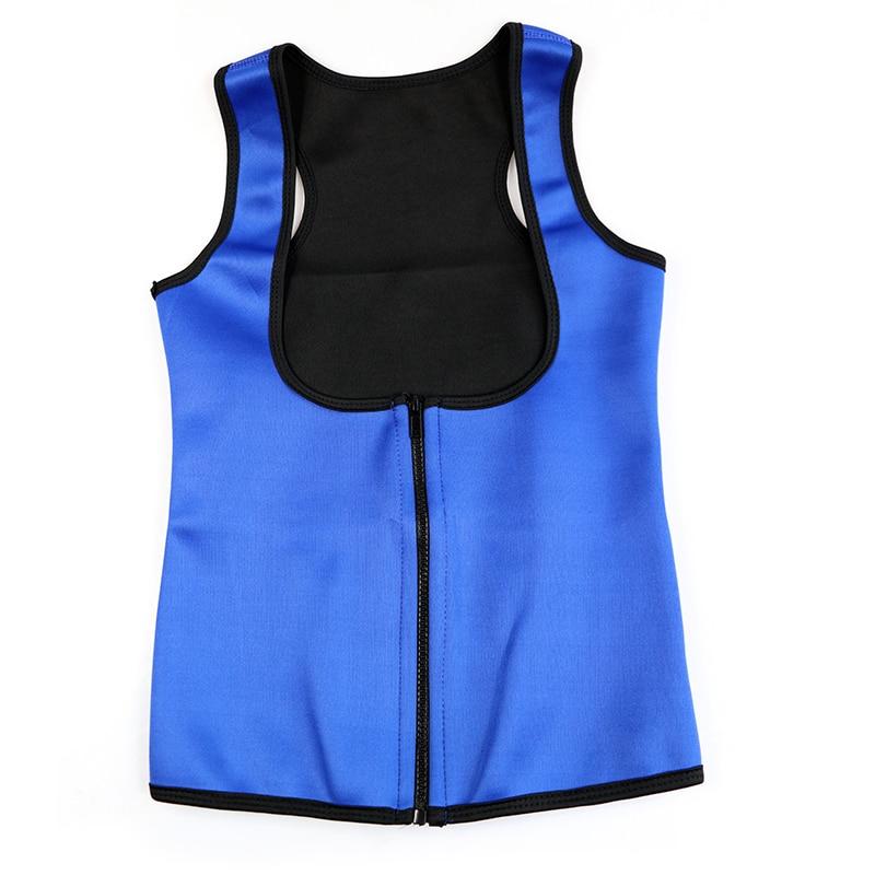 Hot Neoprene Body Shaper Slimming Waist Trainer Cincher Vest Women 2018 New 5
