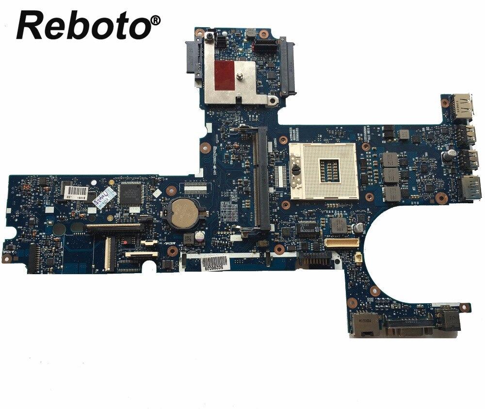 Reboto Hoge kwaliteit Voor HP 6450B 6550B Laptop Moederbord 613293 001 HM57 DDR3 Moederbord 100% Getest Snelle Schip-in Moederborden van Computer & Kantoor op AliExpress - 11.11_Dubbel 11Vrijgezellendag 1