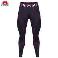 Vbiger Moisture Wicking Men Compression Baselayer Pants Quick Dry Sports Tights Soft Athletic Leggings With Stretchy