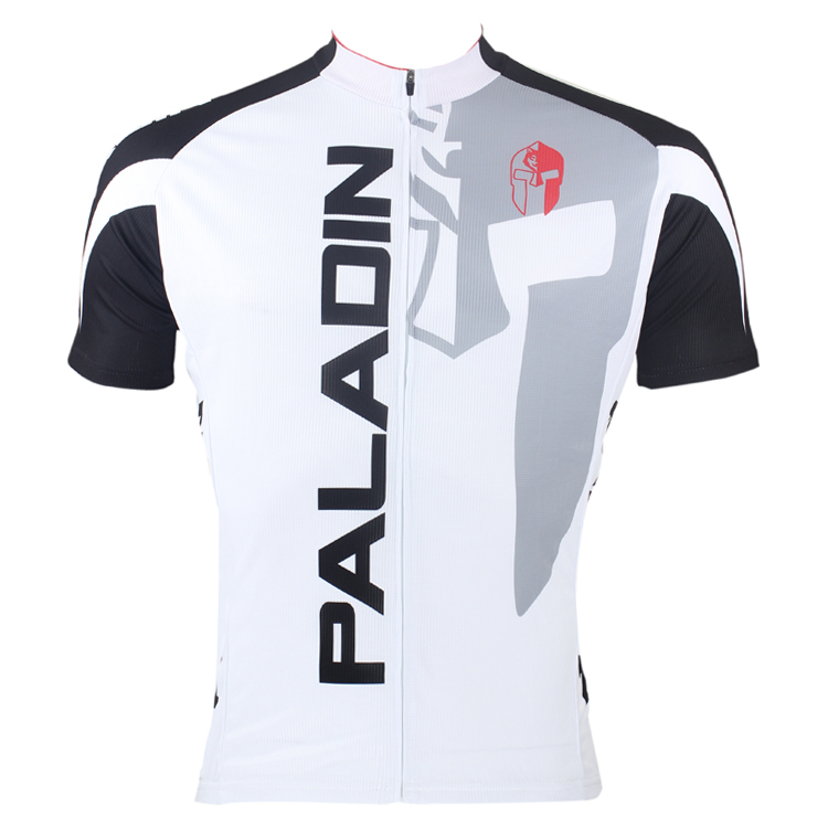 2016 New Breathable Cycling Jersey Comfortable Bike Top White Bicycle Jersey For Men hot Cycling Clothing Size S-6XL ILPALADIN 2016 new men s cycling jerseys top sleeve blue and white waves bicycle shirt white bike top breathable cycling top ilpaladin