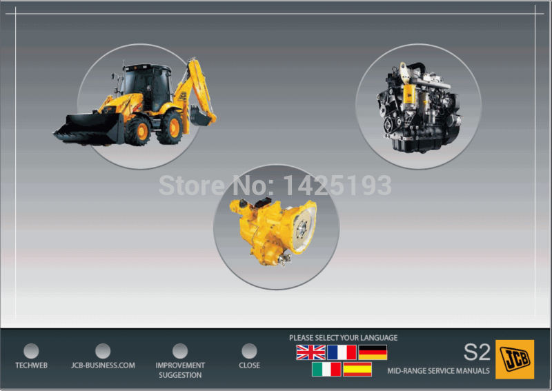 JCB Service Manuals 2011+keygen блендер delta dl 7035