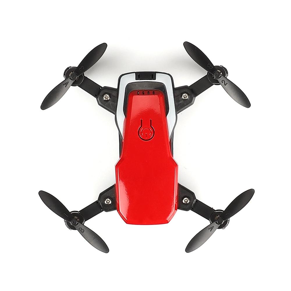 mini RC Drone with Camera wifi FPV mini Quadcopter Foldable RC Drones with Camera HD Altitude Hold VS DJI MAVIC AIR Spark drone