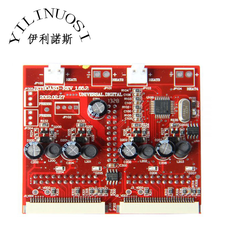 Challenger / Infiniti FY-3286T Printhead Transfer Board infiniti printer spare parts fy 3286t printhead converting board