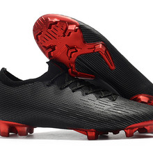 7c5a75a87d1 Hot Selling 2019 ZUSA XII Elite 360 FG Soccer Shoes Low Ankle Mens Football  boots US6
