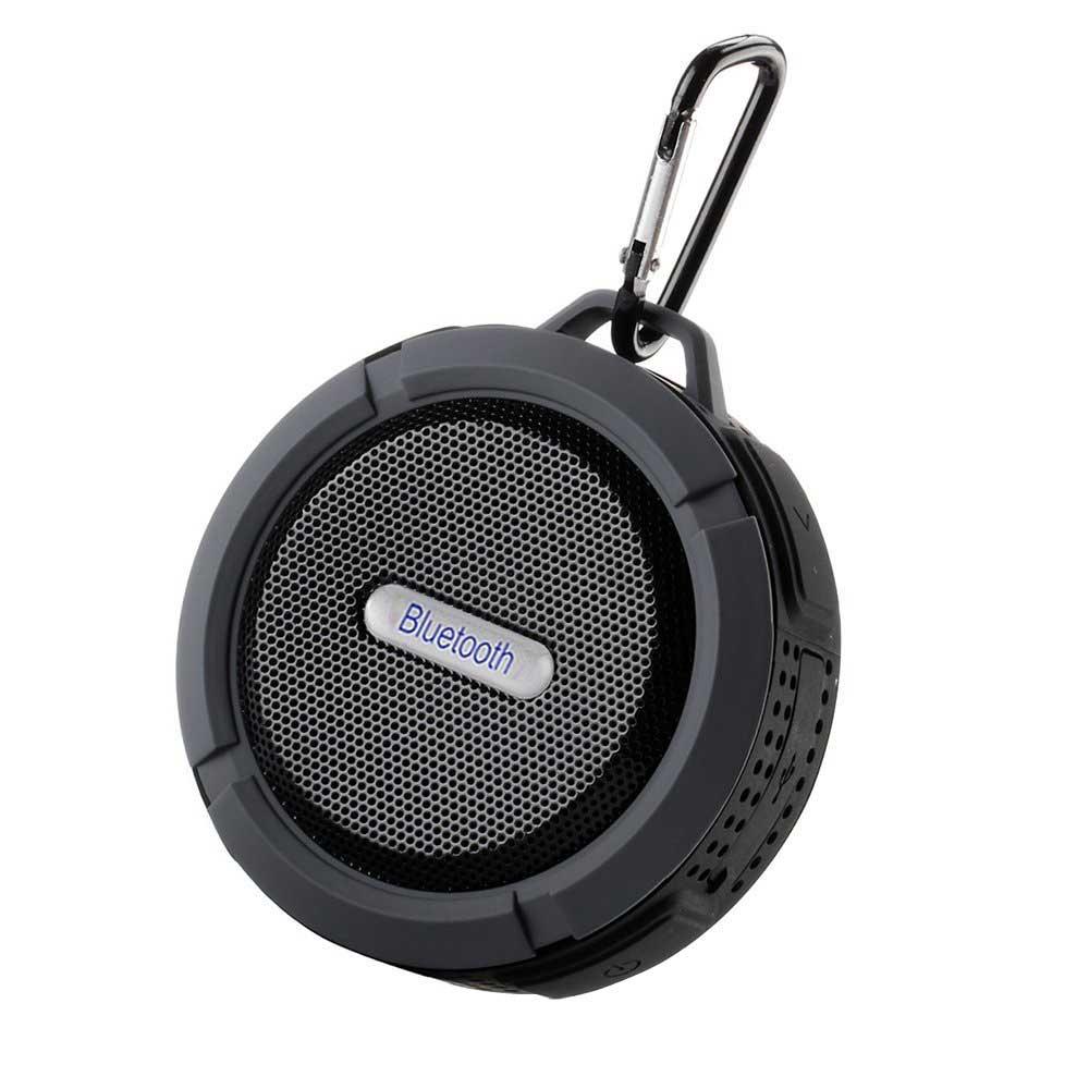 Mini Portable Outdoor Sports Wireless Waterproof Bluetooth 3 0 Speakers Shower