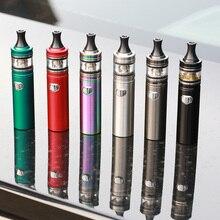 цена на HOT!!! Eleaf iJust Mini Vape Pen Kit 1100mAh with Mini battery & 2ml Atomizer & New GT Coil MTL/ DL Vaping vape kit VS ijust s
