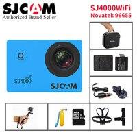 Original SJCAM SJ4000 WIFI Action Camera 2 0 LCD Screen Upgrade SJ CAM 4000 Series 30m