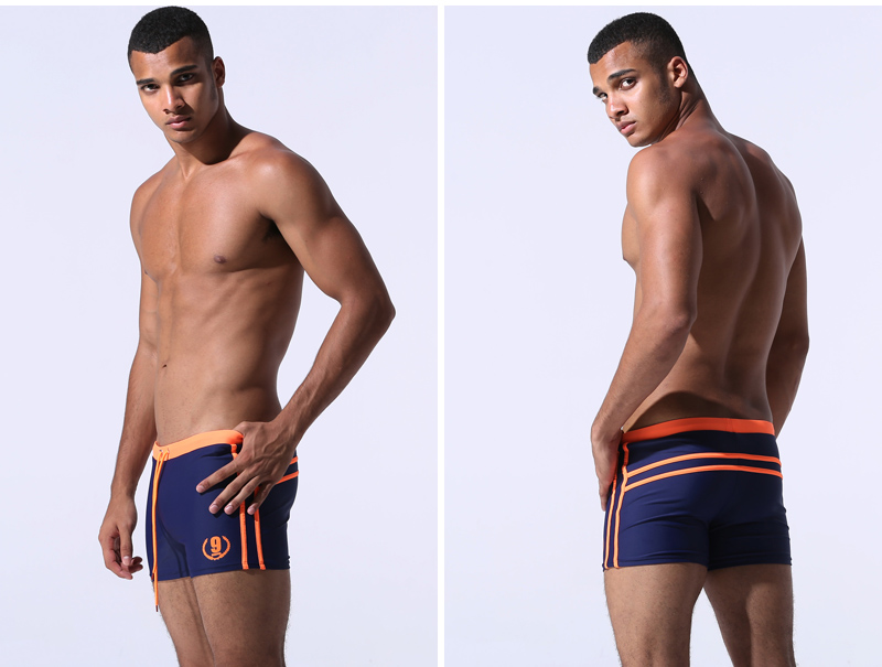Topdudes.com - Men's Summer Boxer Swimwear