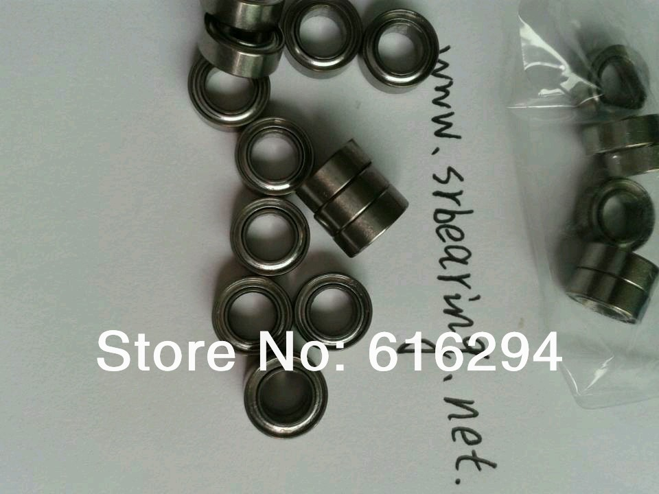 SMR74ZZ 4 7 2 5 ABEC 5 SMR74ZZ Stainless steel bearings free shipping