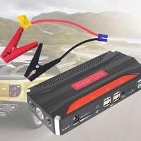 Neue Produkte 68000 mAh Ladegerät Tragbare Mini-Auto Starthilfe Booster Energienbank mit 4 USB Für Autobatterie Boost ladegerät