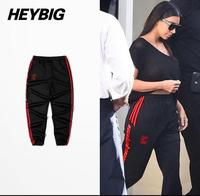 Calabasas BLUE BLACK RED GREEN 5 COLORS MARINE Sweatpants Kanye West HIGH Street