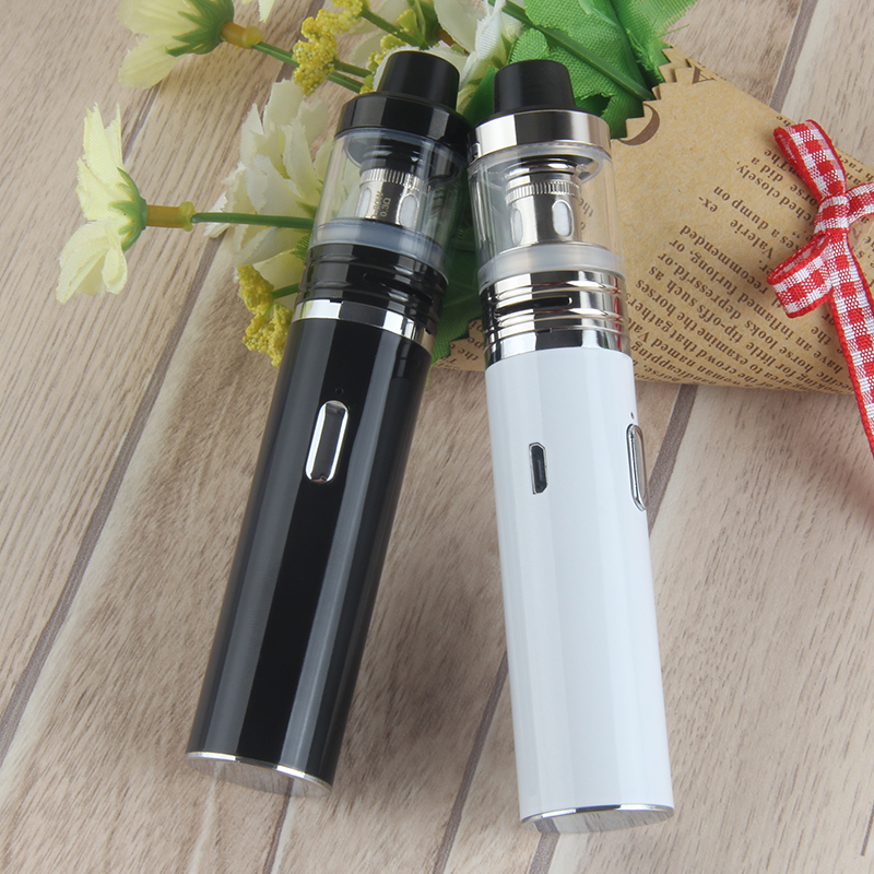 electronic cigarette Mechanical MOD 30w Vape e cigarette starter kit mini TVR 30 mod Airflow atomizer tank 0.5ohm vaperizer ecig