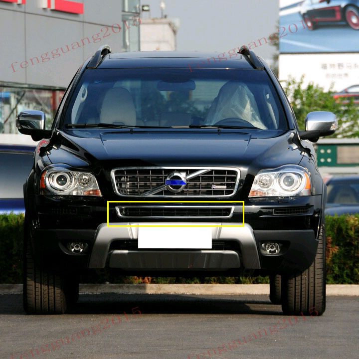 Fit ForVolvo XC90 2007 2013 ABS Silver Genuine Volvo