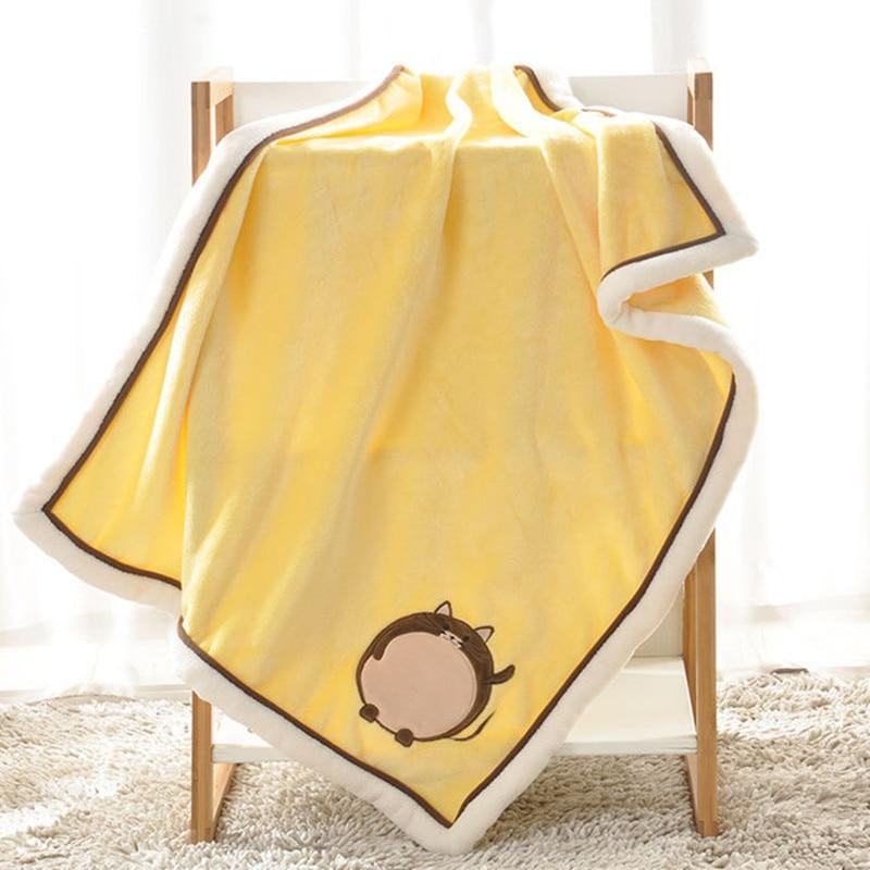 Baby Blankets Newborn Swaddle Wrap Blanket  1