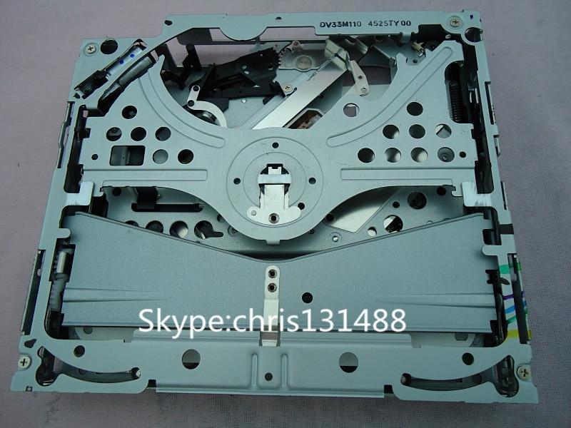 imágenes para Alpine DVD loader DV35M110 DP33M21A DP33M220 DV35M01A DV33M32A Para Ody y ssey RNS-E Mercedes VW navegación dvd del coche Infiniti
