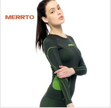 Free shipping,sales women's Brand Top autumn warm Functional Thermal underwear.Dry fast,bamboo set woman healthy,Russian winter