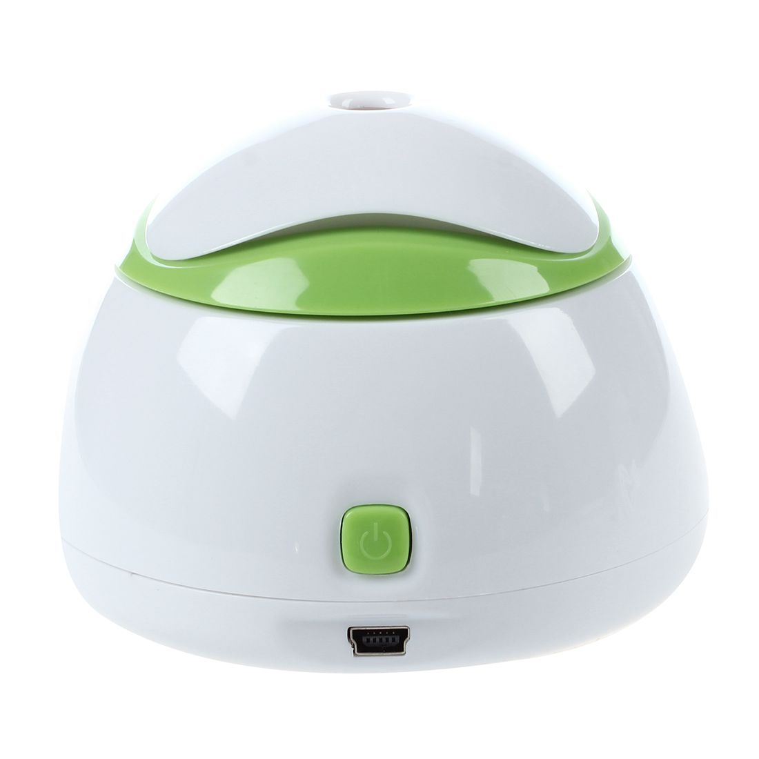 1PC Mini USB Humidifier Air Purifier Aroma Diffuser Mist Home Room Office Fresh Air compact usb humidifier air purifier aroma diffuser white green